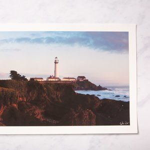 "Other - 13x19"" Lighthouse Fine Art Print - Pacific Ocean"